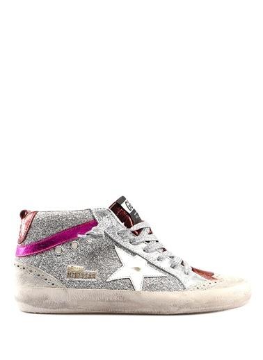 Golden Goose Sneakers Gümüş